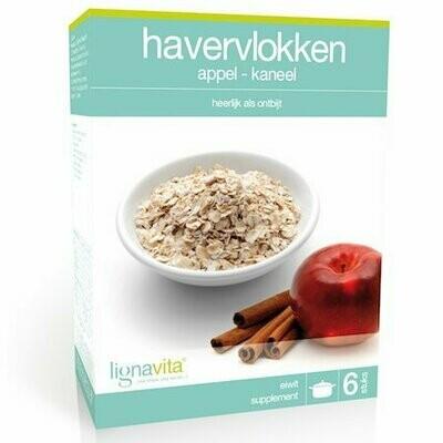 Lignavita Havermout Appel-Kaneel