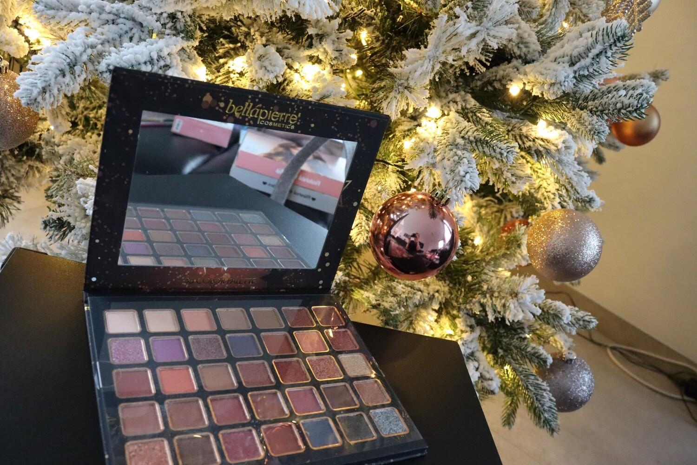BELLAPIERRE- Ultimate Nude 35 Colors Eyeshadow palette
