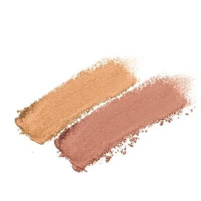 PurePressed Eye Schadow - Duo  Golden/peach