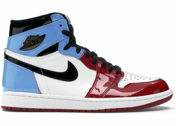 Nike Air Jordan 1 Retro High Fearless UNC Chicago