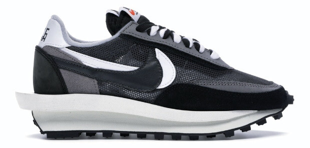 Nike LD Waffle - Sacai Black