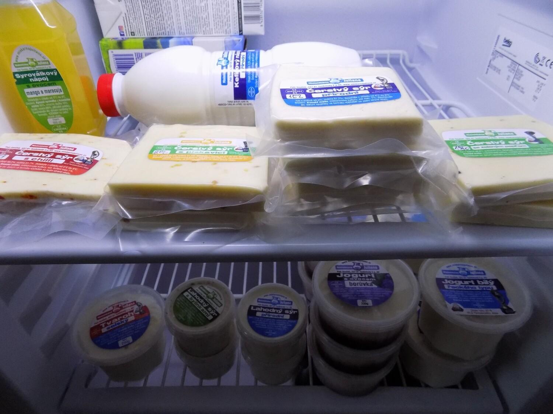Mléčné/Chlazené produkty