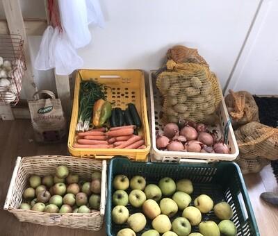 Ovoce/Zelenina