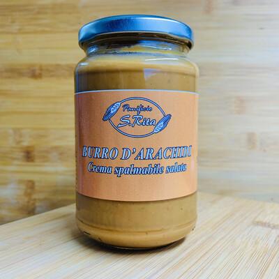 Burro D'arachidi Spalmabile 350gr