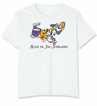 Alice in jiu-JitsuLand