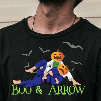 Boo and Arrow