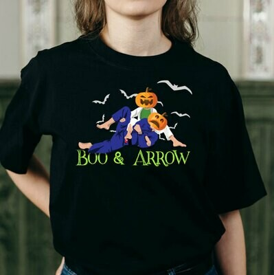 Boo & Arrow Girls Tee