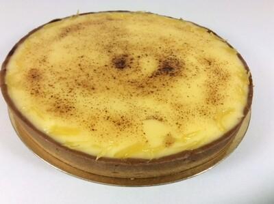 Baked Lemon tart 10- 12 portions