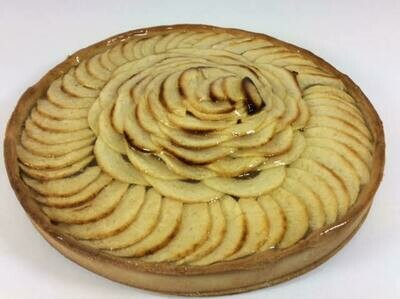 French apple Tart 10-12 portions