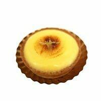 Baked lemon tart