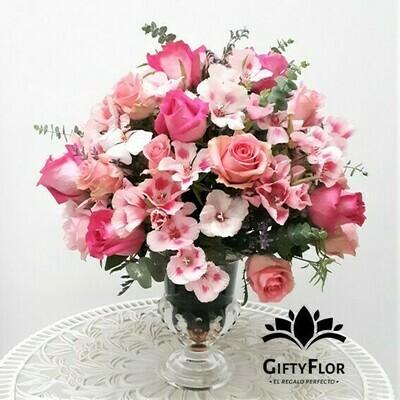 Marisol | rosas y mix de flores | Giftyflor