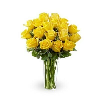 Karenina | rosas amarillas | Florerías en Lima