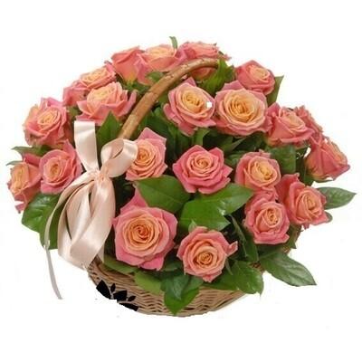 For me to you | Arreglo de rosas luxury