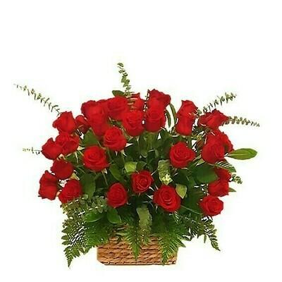 Roxana | Arreglo Luxury 85 rosas