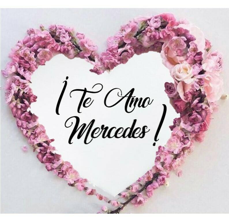 Arreglo Corazón de Aniversario para Mercedes