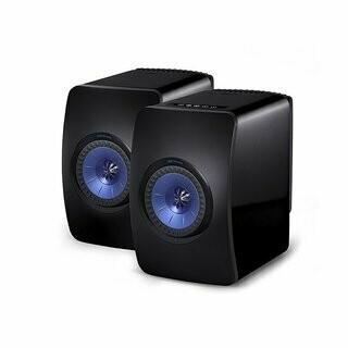 KEF LS50 Wireless (Black/1 Paar) - Ausstellung