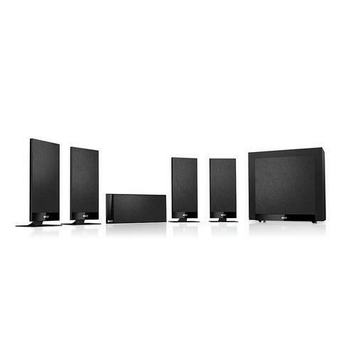 KEF T105 System (Black)