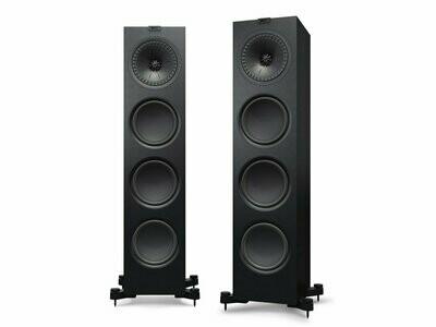 KEF Q950 (schwarz / weiss) - (Paarpreis)