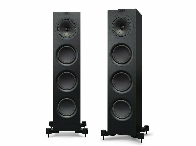 KEF Q750 (schwarz / weiss) - (Paarpreis)