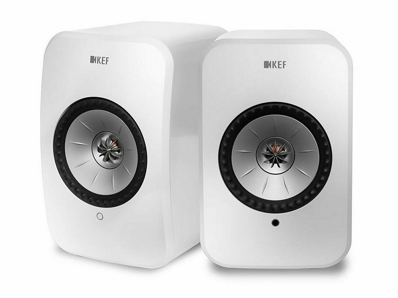 KEF LSX (White) - (1 Paar)