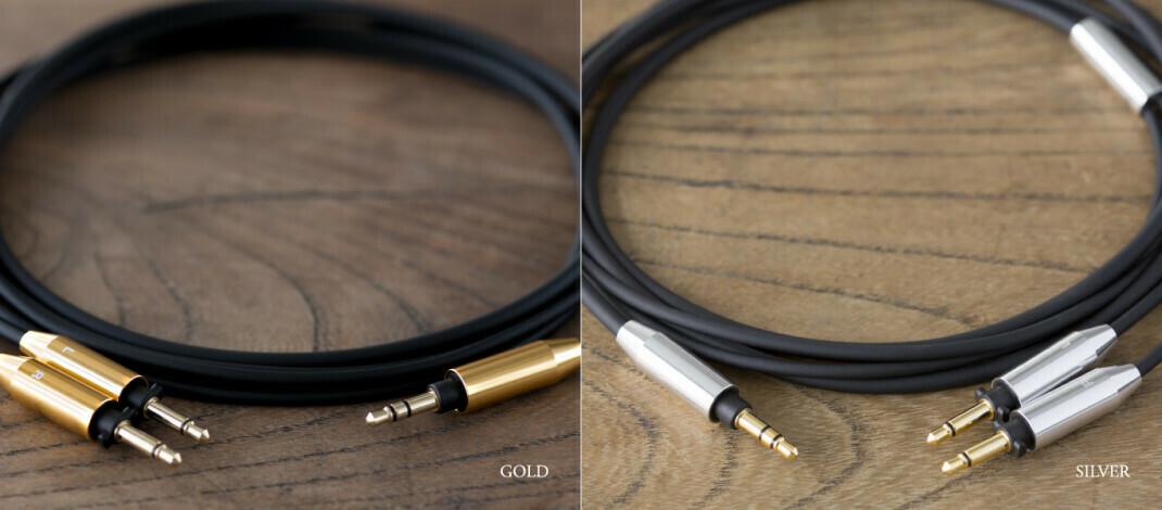 Standardkabel für Sonorous 1.5 Meter, Gold