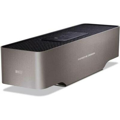 KEF Gravity One Porsche Design Titanium
