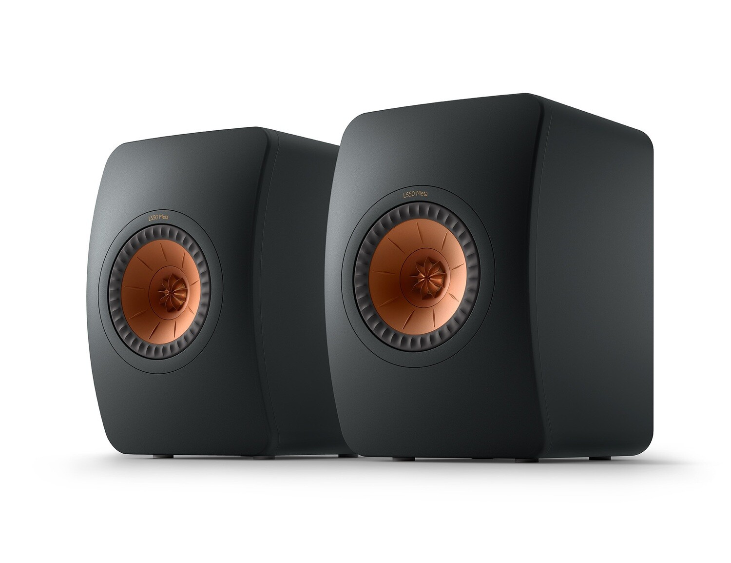 KEF LS50 META (Carbon Black / Mineral White / Titanium Grey / Royal Blue) - (Paarpreis)