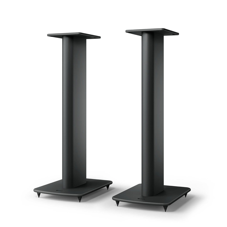 KEF Performance Speaker Stand II (Black / White / Titanium / Red), (Paarpreis)