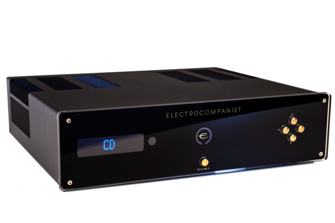 ELECTROCOMPANIET ECI-6 DX MKII (schwarz)