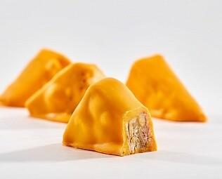 Апельсиновый щербет / 30 грамм