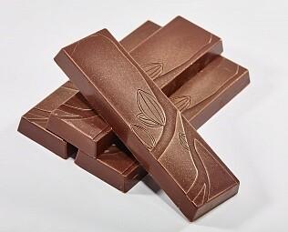 Плитка из тёмного шоколада  БЕЗ САХАРА (Мальтитол) / 30 гр.