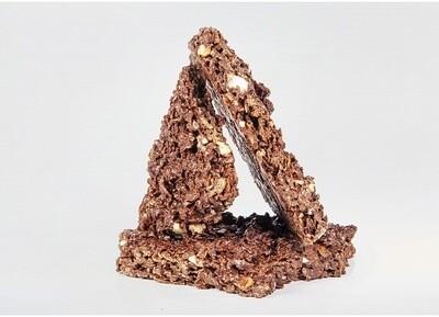 Вафельная крошка в тёмном шоколаде / 30 гр