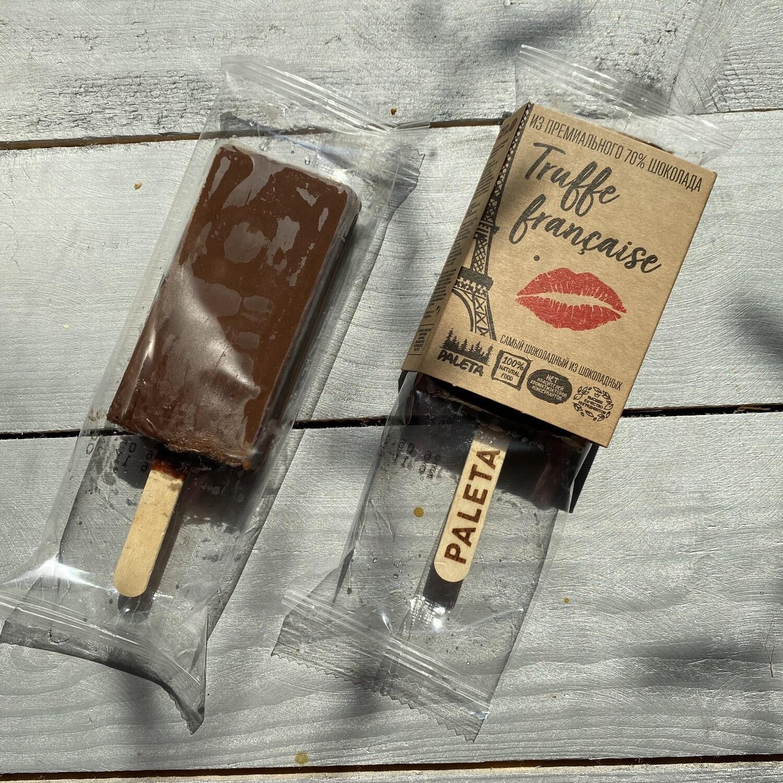 Мороженое-смузи «ФРАНЦУЗСКИЙ ТРЮФЕЛЬ»