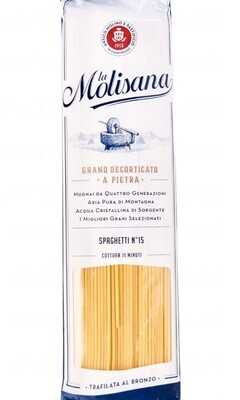 La Molisana Spa Макароны Spaghetti № 15, 500 г