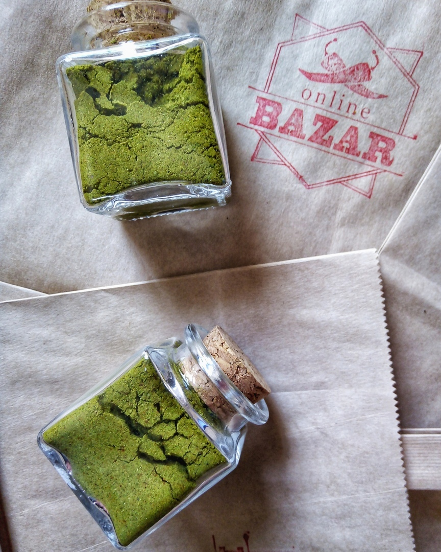 Зеленая аджика, 30 гр