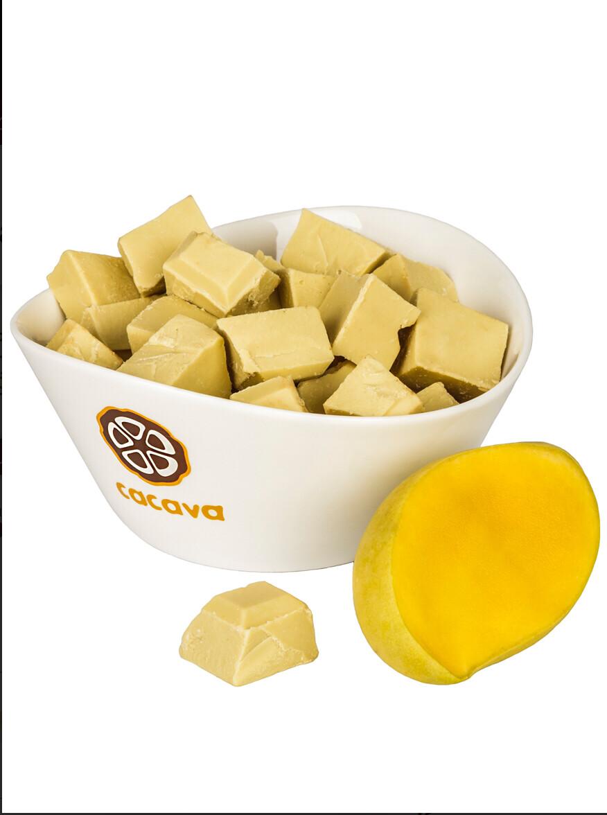 Белый шоколад с манго 100гр