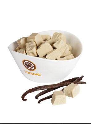 Белый шоколад с ванилью 100гр