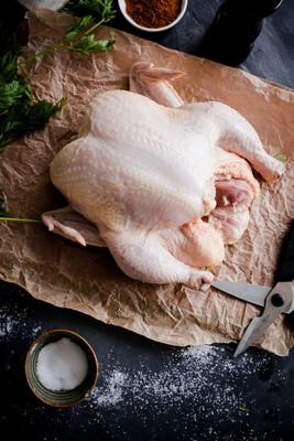 Фермерский цыпленок бройлера 1 кг