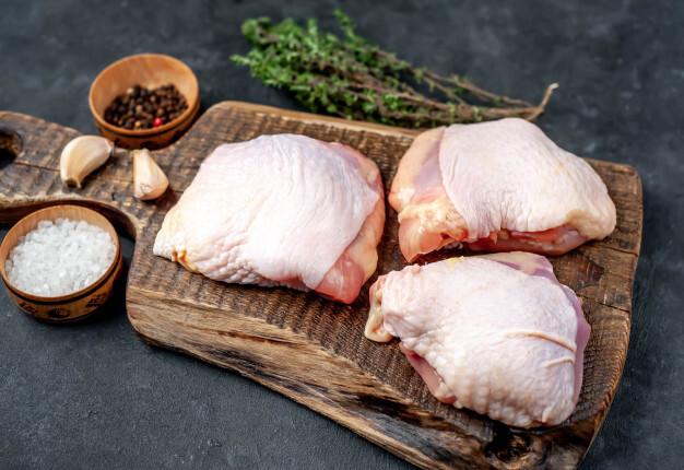 Куриные бёдра 1 кг