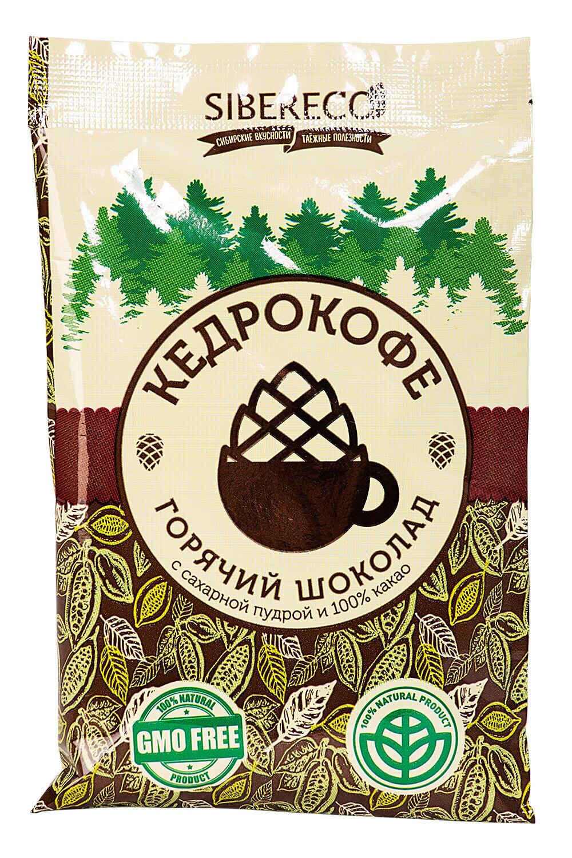 Кедрокофе «Горячий шоколад» 40гр