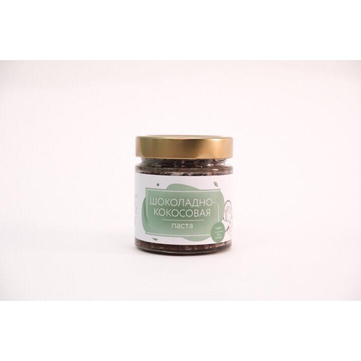 VJ Шоколадно-кокосовая паста, 180г