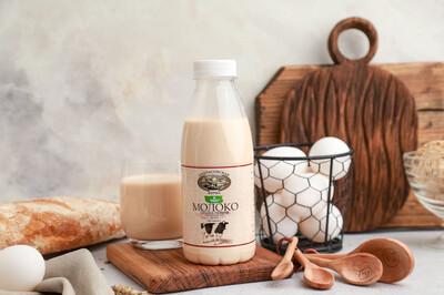 """Молоко топленое (""""Некрасовская ферма"""") 3,5-4,5%"""