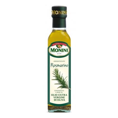 Масло оливковое Monini c ароматом розмарина 250 мл.