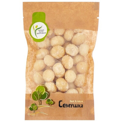 Орех макадамия Семушка (150 гр.)