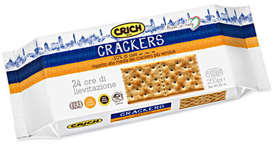 Crich крекер несоленый (250 гр.)