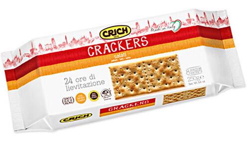Crich крекер соленый (250 гр.)