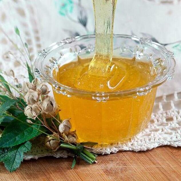 Мёд натуральный разнотравье (0,25 л.)