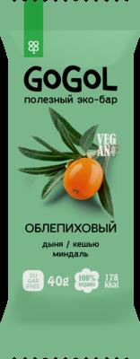 Батончик фруктовый GOGOL ОБЛЕПИХА (40 гр.)