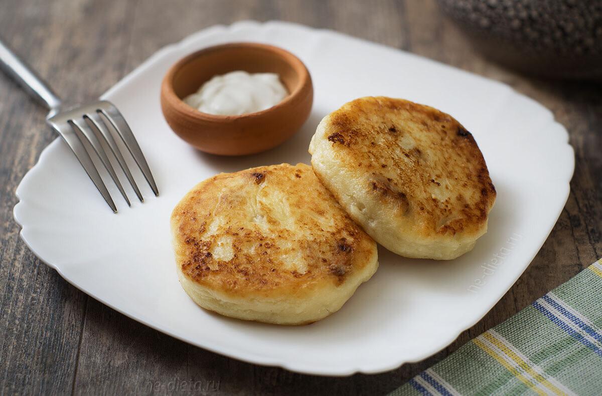 Сырники из рикотты (450 гр.)