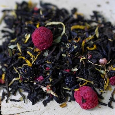 Чай чёрный «Болдинская сказка»